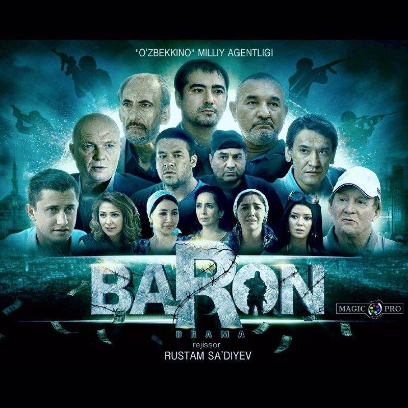 Барон 2 узбек кино скачать.